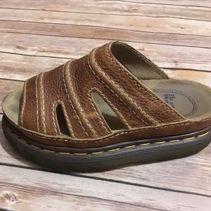 Dr. Martens Platform Sandals